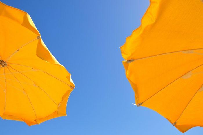 男性にオススメの日傘