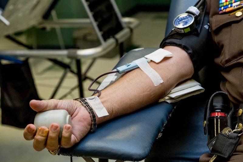 献血 男性
