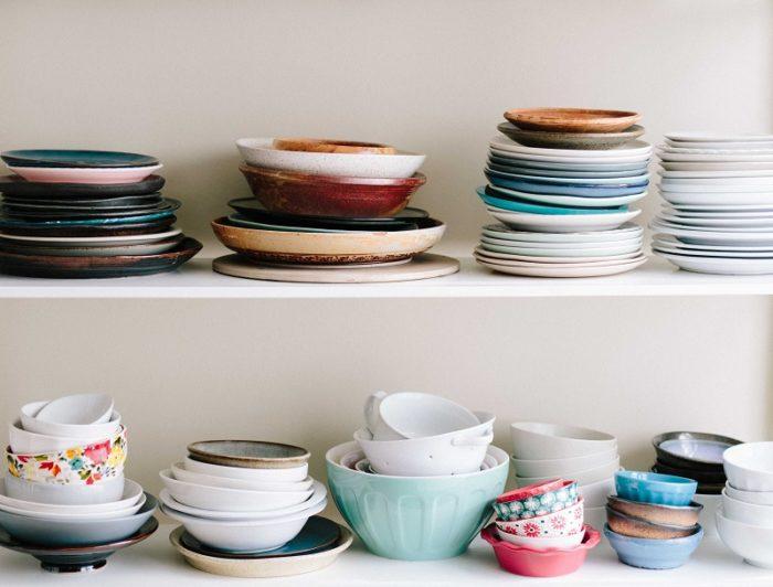 食器を毎食洗わない