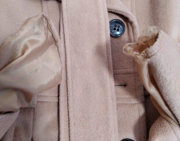 コートポケット破れ補修