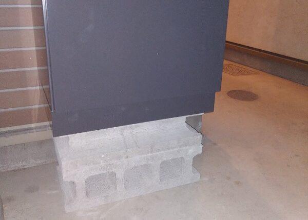 ブロックの配置
