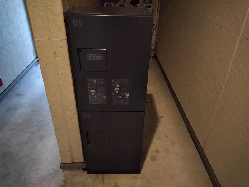 TBX-F2S設置