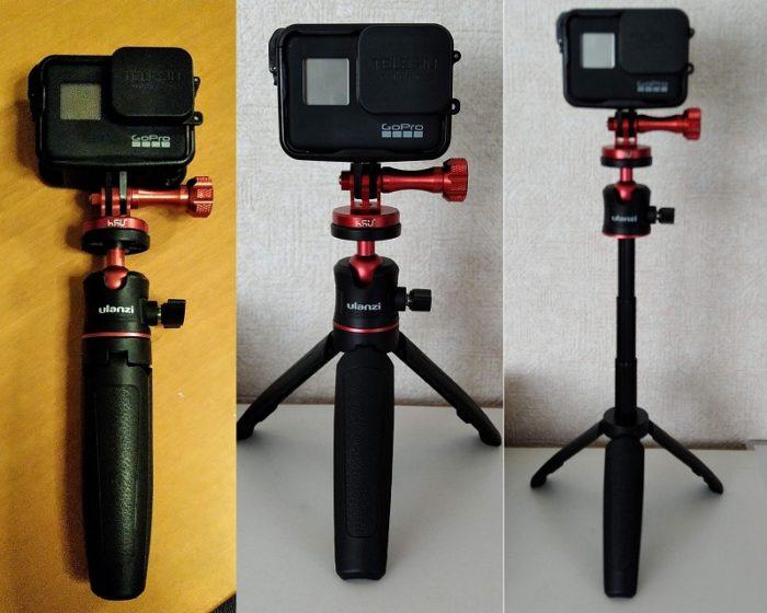 GoPro三脚
