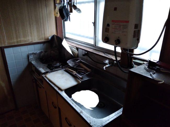 戸建キッチン